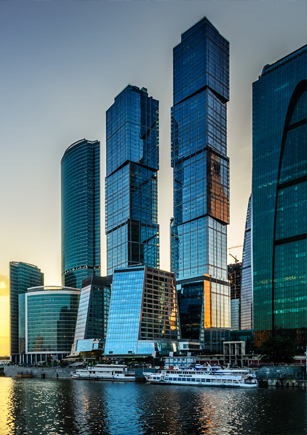 Russian construction sector increase